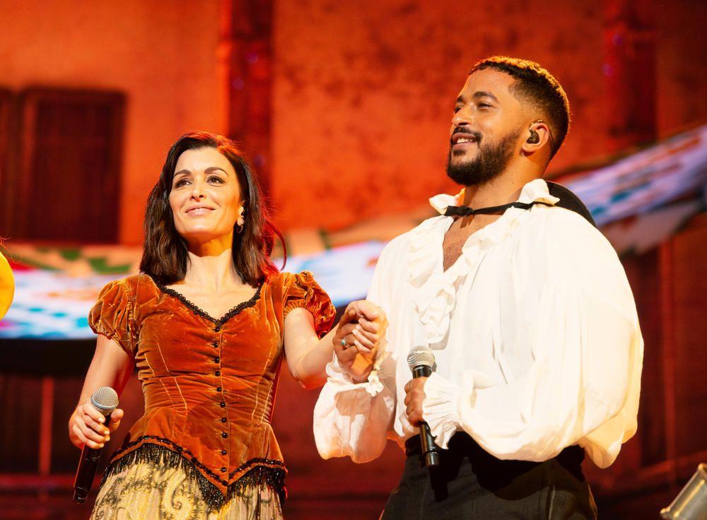 Les artistes présents au concert des Enfoirés diffusé ce vendredi soir sur TF1 (PHOTOS).
