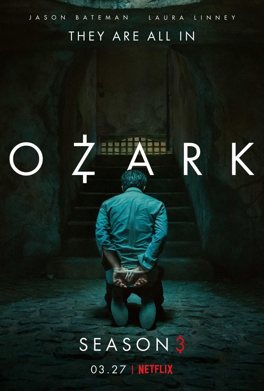 La saison 3 de la série Ozark disponible dès ce vendredi sur Netflix.