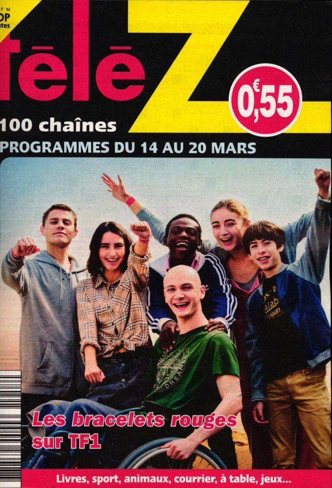 La une des hebdos TV : Anne-Claire Coudray, Shy'm, Michael Youn...