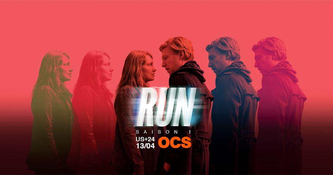 La série inédite Run à découvrir dès ce lundi soir sur OCS (vidéo).
