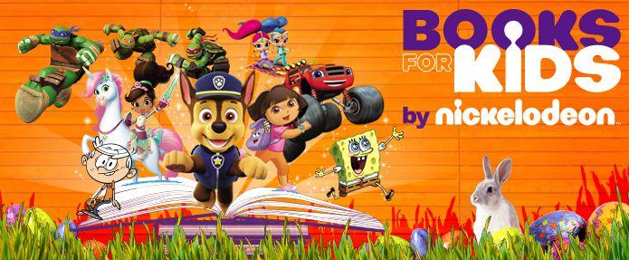 Service de livres numériques pour enfants : l'application BOOKS FOR KIDS BY NICKELODEON offerte 1 mois.