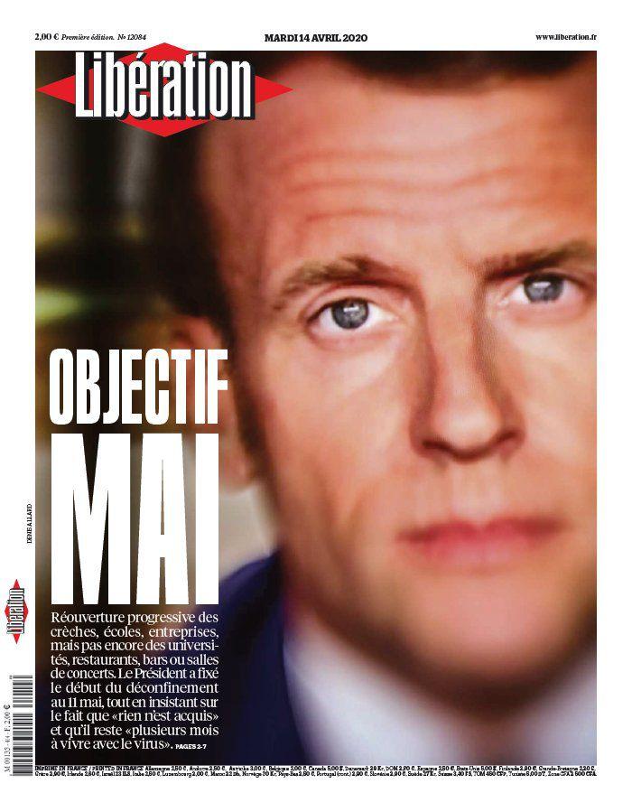 Voici les audiences de l'allocution d'Emmanuel Macron lundi soir.