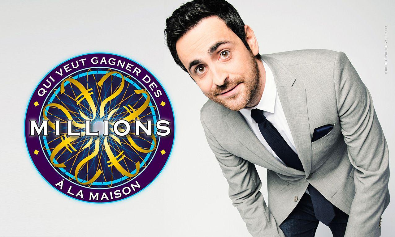 Devenez joker des people dans le jeu Qui veut gagner des millions ? dès ce lundi sur TF1.
