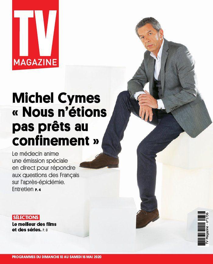 La une des revues TV ce lundi : Laurent Gerra, Élise Lucet, Karine Ferri…