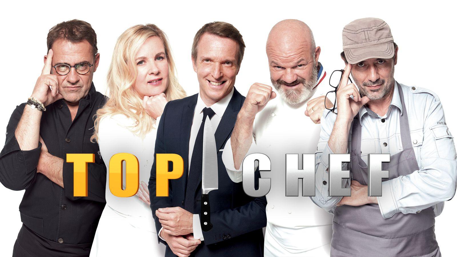 Excellent bilan d'audience pour la saison de Top Chef qui se termine ce mercredi.