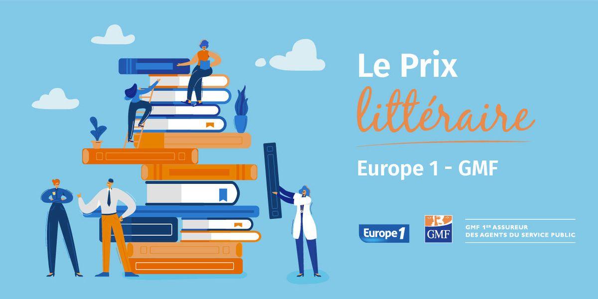 Première édition du Prix Littéraire Europe 1 - GMF.