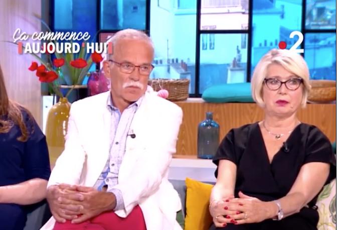 Ce lundi à 14h sur France 2, les parents et la sœur d'Alexia Daval, témoignent sur le plateau de « Ça commence aujourd'hui ».