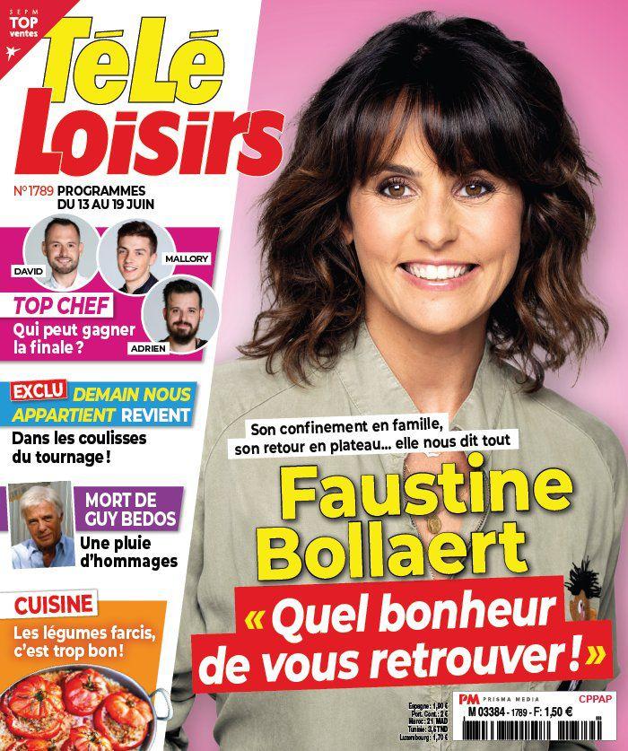 La une des hebdos TV ce lundi : Emmanuelle Béart, Faustine Bollaert, Ingrid Chauvin…
