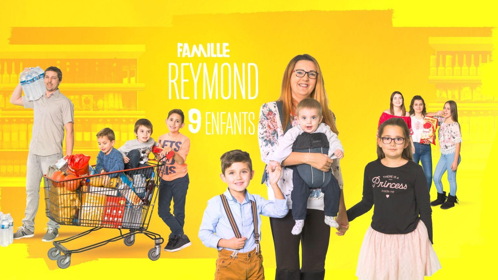 Dès ce 6 juillet sur TF1, le programme quotidien Familles nombreuses, la vie en XXL (PHOTOS).