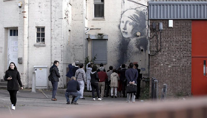 Banksy Wanted, documentaire inédit mercredi soir sur Canal+.