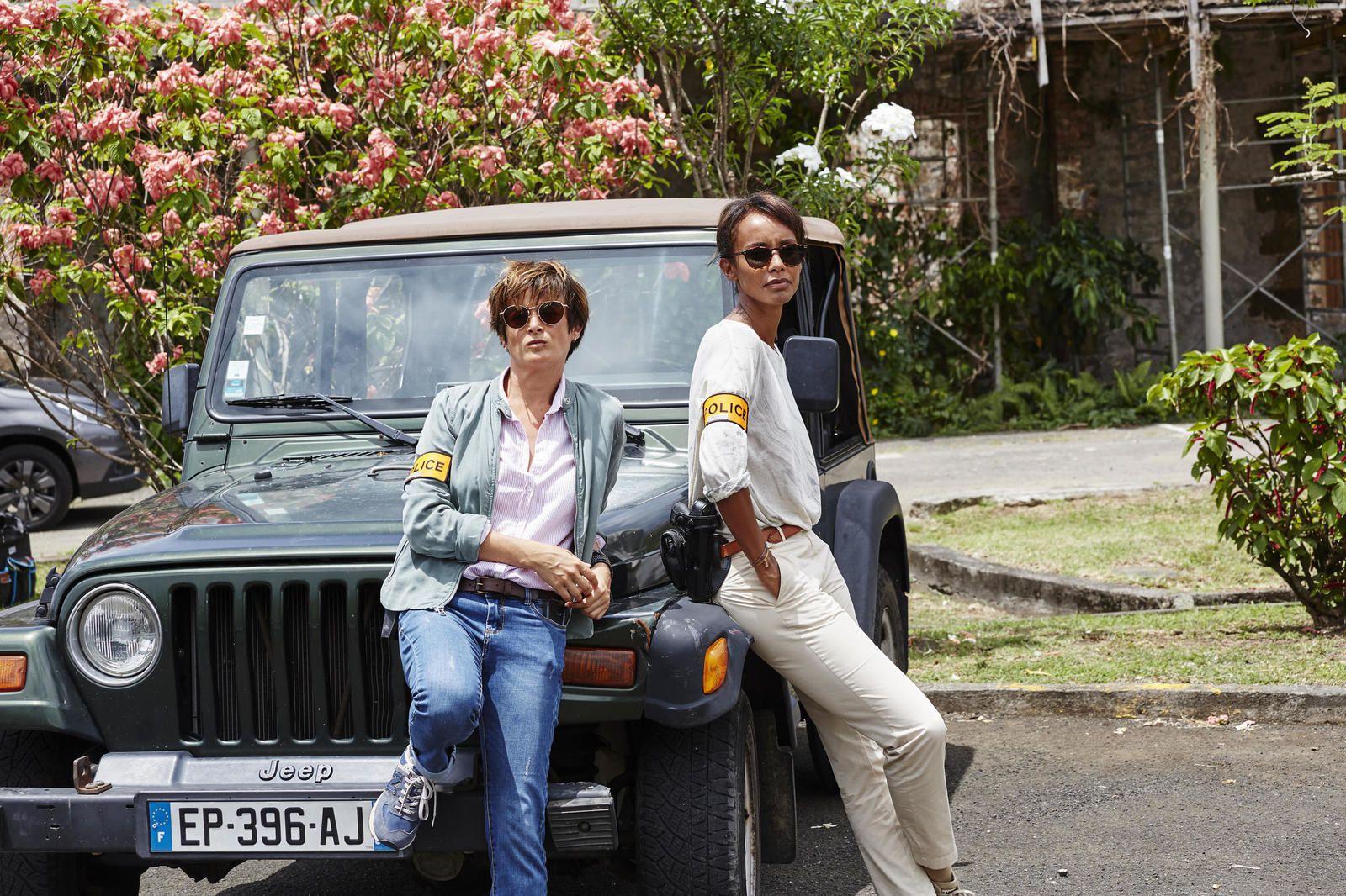 Le tournage de la saison 2 de la série Tropiques criminels débute cette semaine.