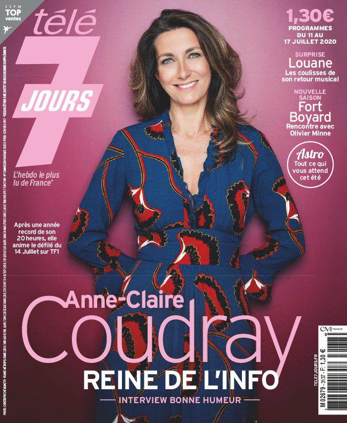 La une des revues TV ce lundi : Fort Boyard, Évelyne Dhéliat, Jacques Legros…