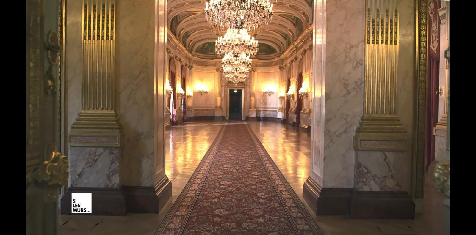 Si les murs du Palais Bourbon pouvaient parler : document inédit ce 11 août sur France 2.