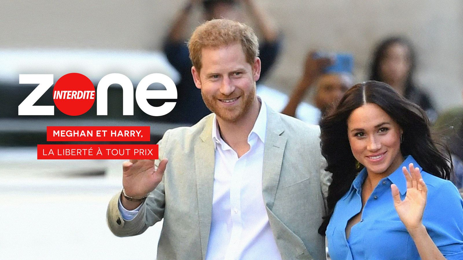 Un numéro de Zone interdite consacré ce mercredi soir à Meghan Markle et Harry (extrait).