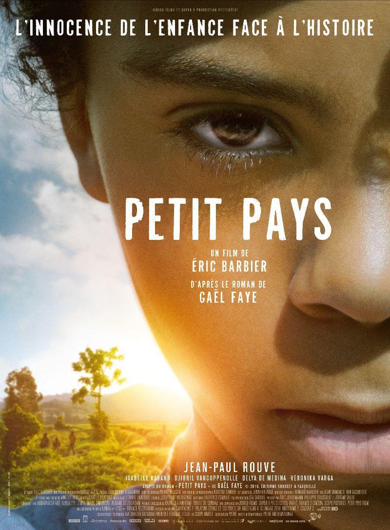 À voir dans les salles dès ce vendredi : Petit pays, adaptation du best-seller de Gaël Faye.