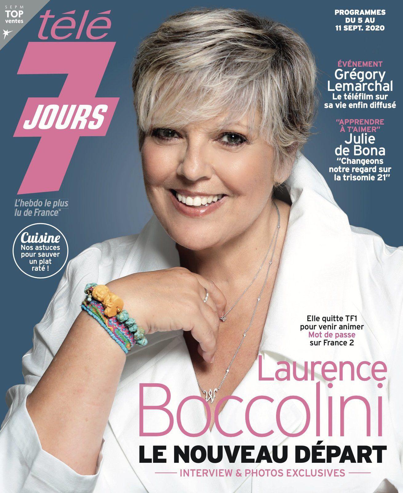 La une des hebdos de la presse TV ce lundi : Mickaël Lumière, Grégory Lemarchal, Laurence Boccolini…