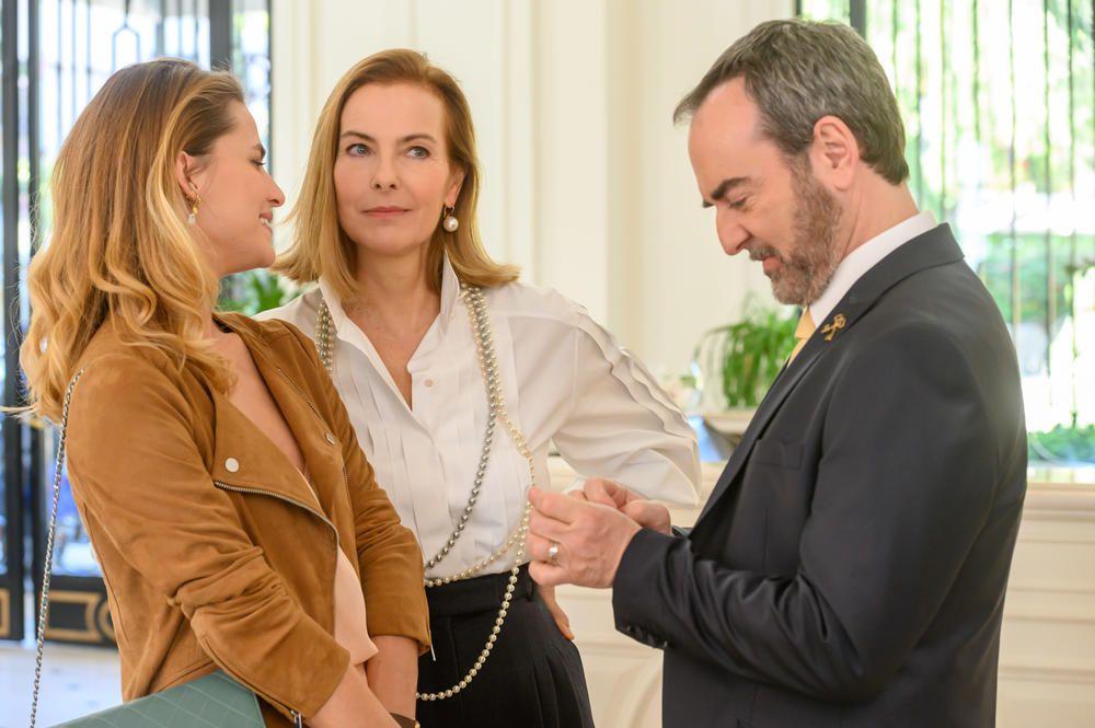 La série Grand Hôtel, dès ce jeudi soir sur TF1 : Présentation des personnages principaux.