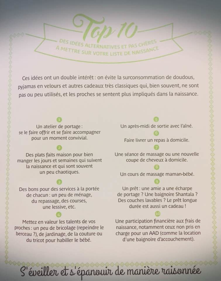 [Biblio] 9 mois green, des conseils, astuces et alternatives pour vivre sa grossesse en mode green, de Marion McGuinness