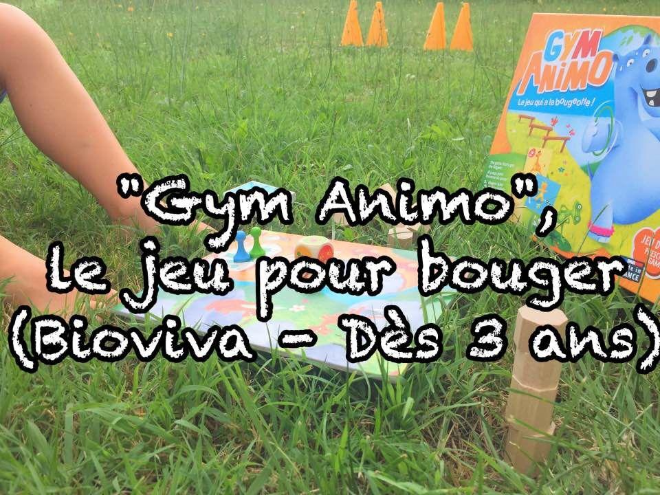 [Ludothèque] Gym Animo, le jeu qui a la bougeotte (Bioviva)