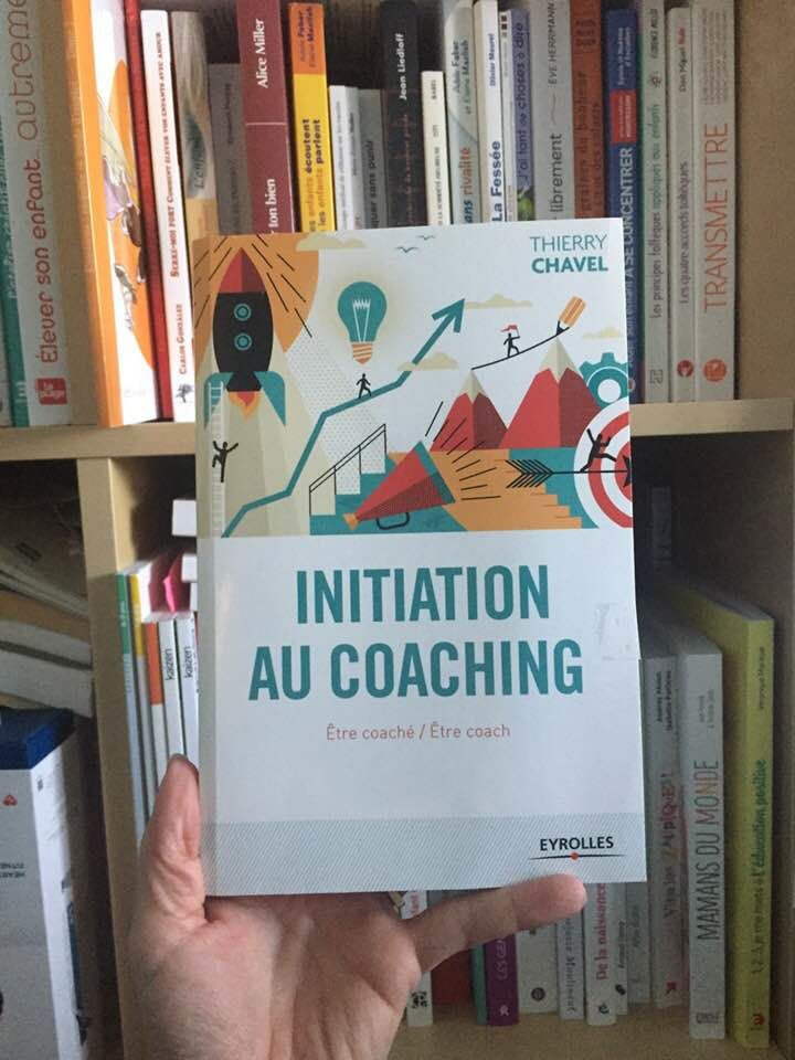 [Biblio]  Initiation au coaching : être coaché/être coach (Thierry Chavel)