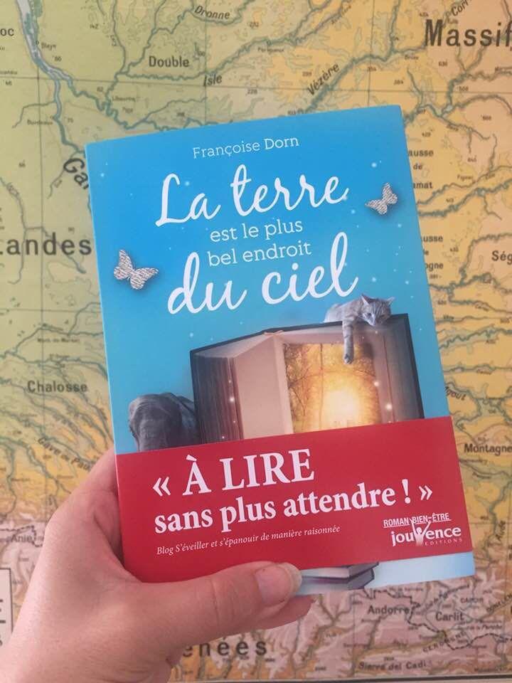 [Biblio] La terre est le plus bel endroit du ciel de Françoise Dorn