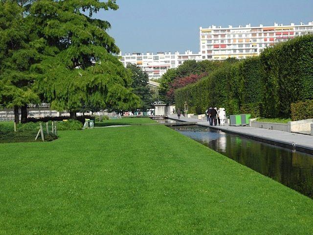 Parc Andre Citroën - Paris