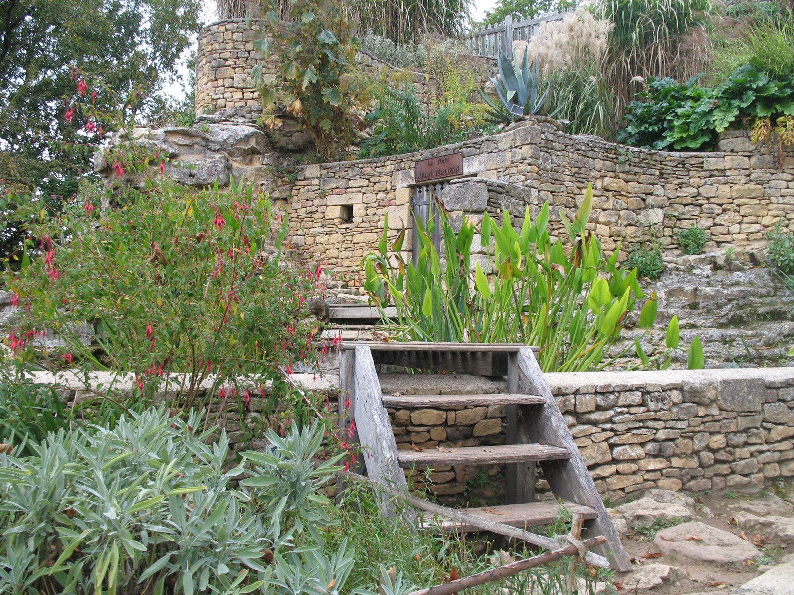 Les jardins panoramiques de Limeuil - Périgord