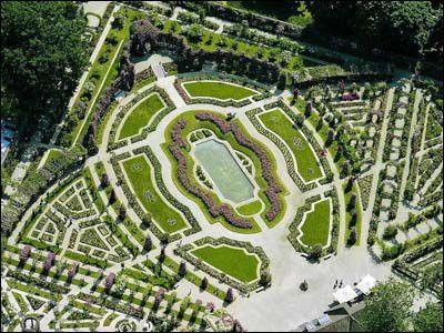 Roseraie de l'Haÿ les Roses - Val de Marne