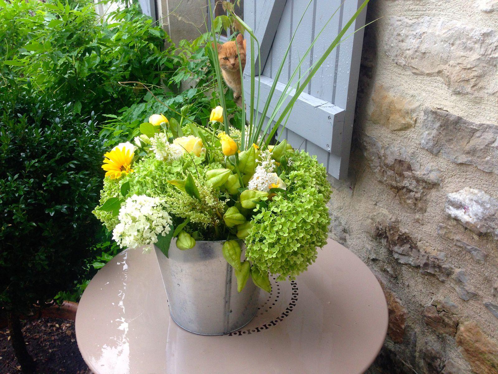 Bouquet de la fin août