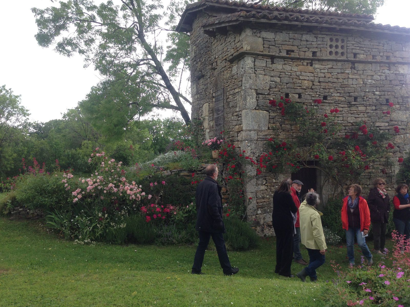 Le Jardin des Roses - Tarn et Garonne