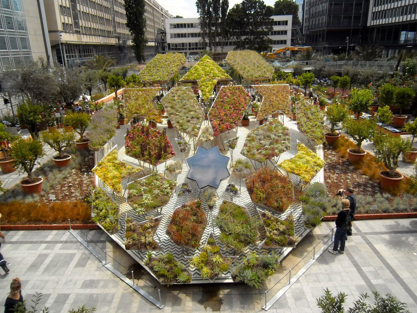 Jardins d'Orient, IMA - Paris