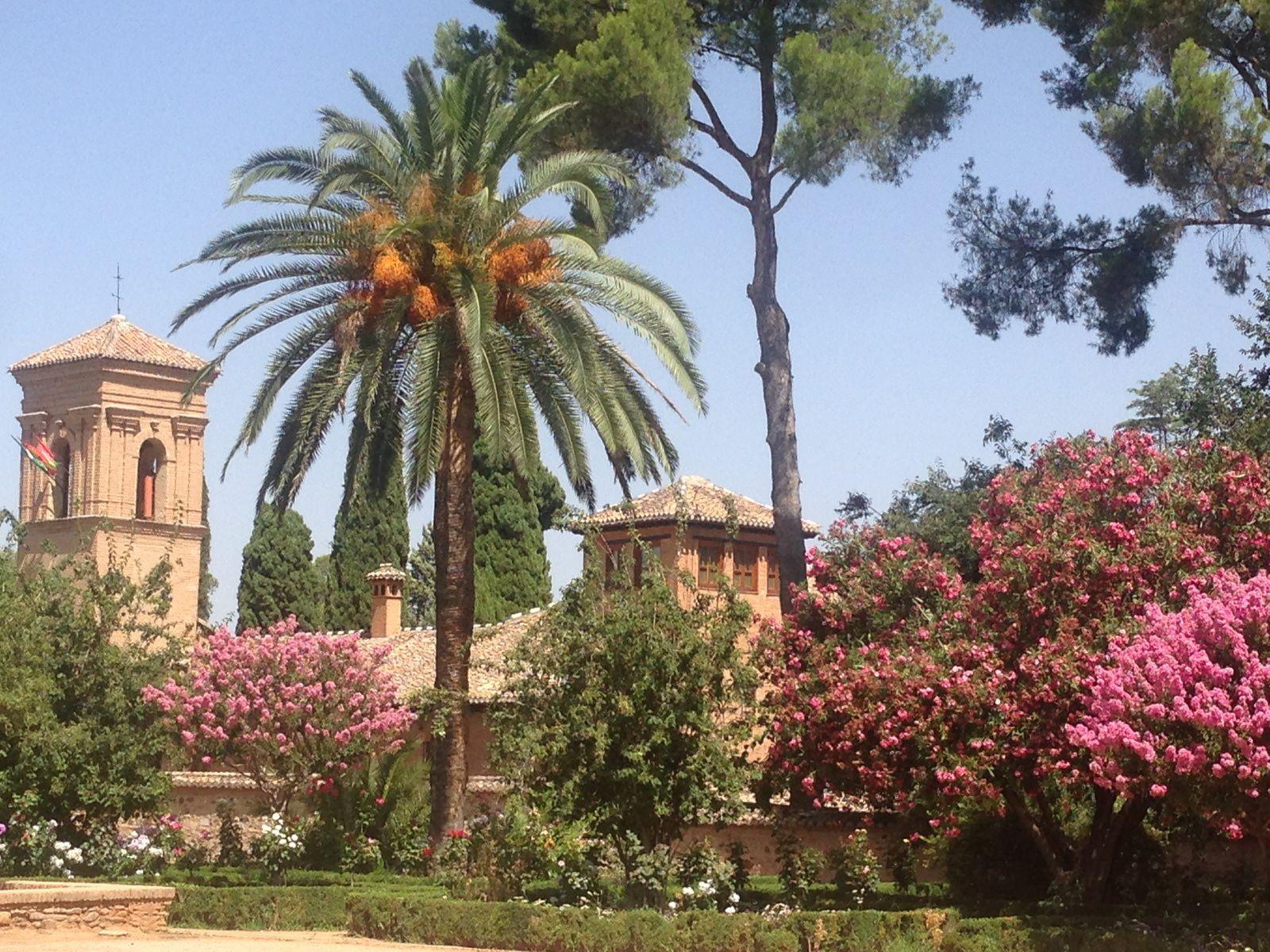 L'Alhambra - Grenade - Andalousie