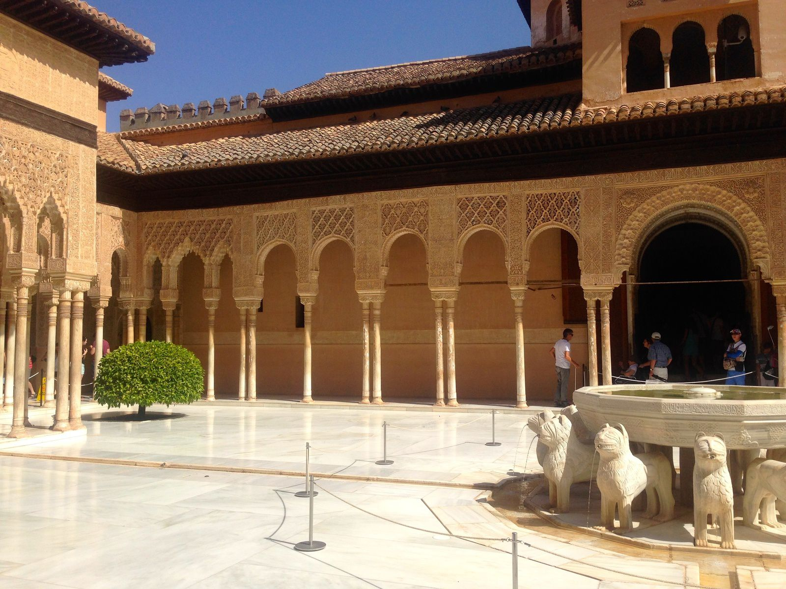 Palais des Lions