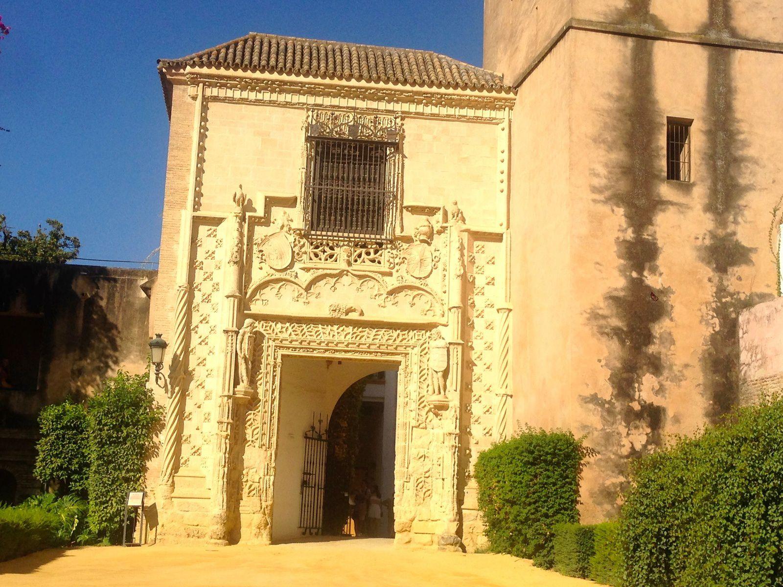 Puerta de Marchena – Porte Marchena