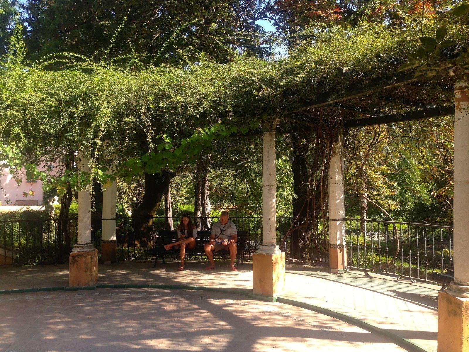 Jardin du Marquis de la Vega Inclan