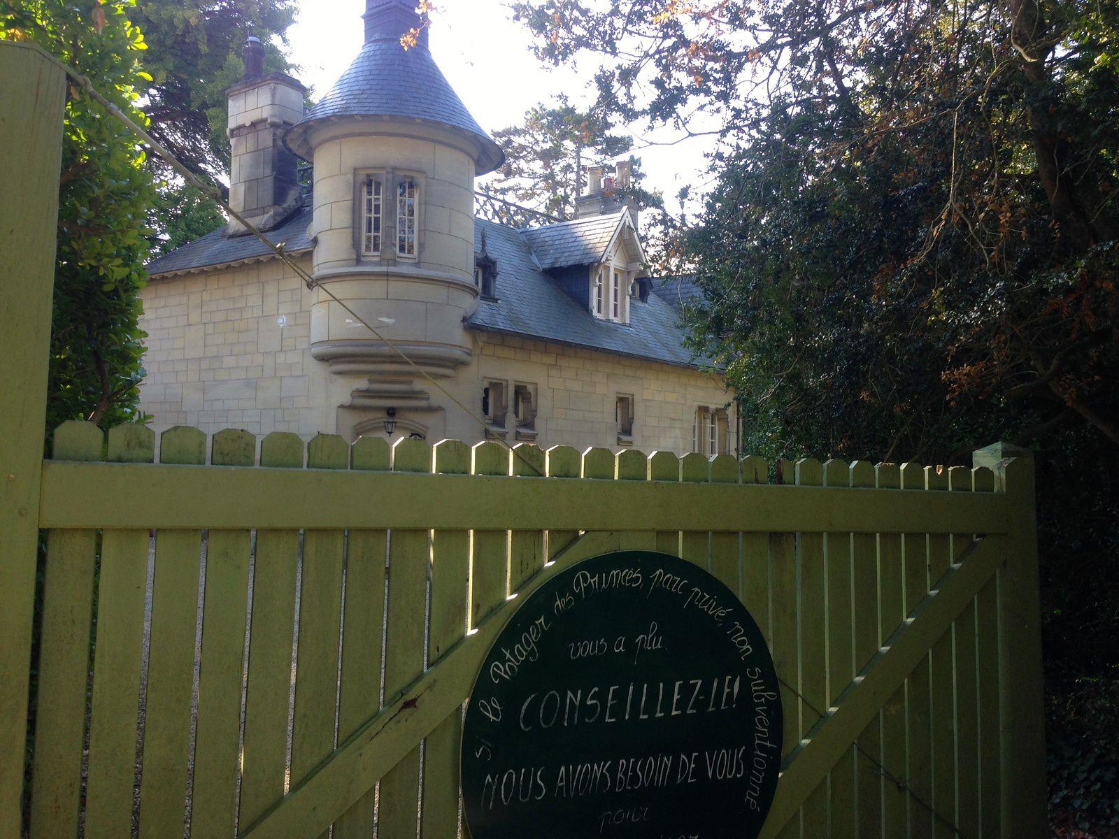 Potager des Princes - Chantilly - Oise