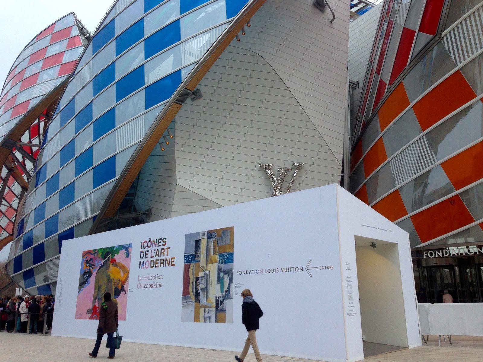 Jardin d'Acclimatation et Fondation Louis Vuitton - Paris