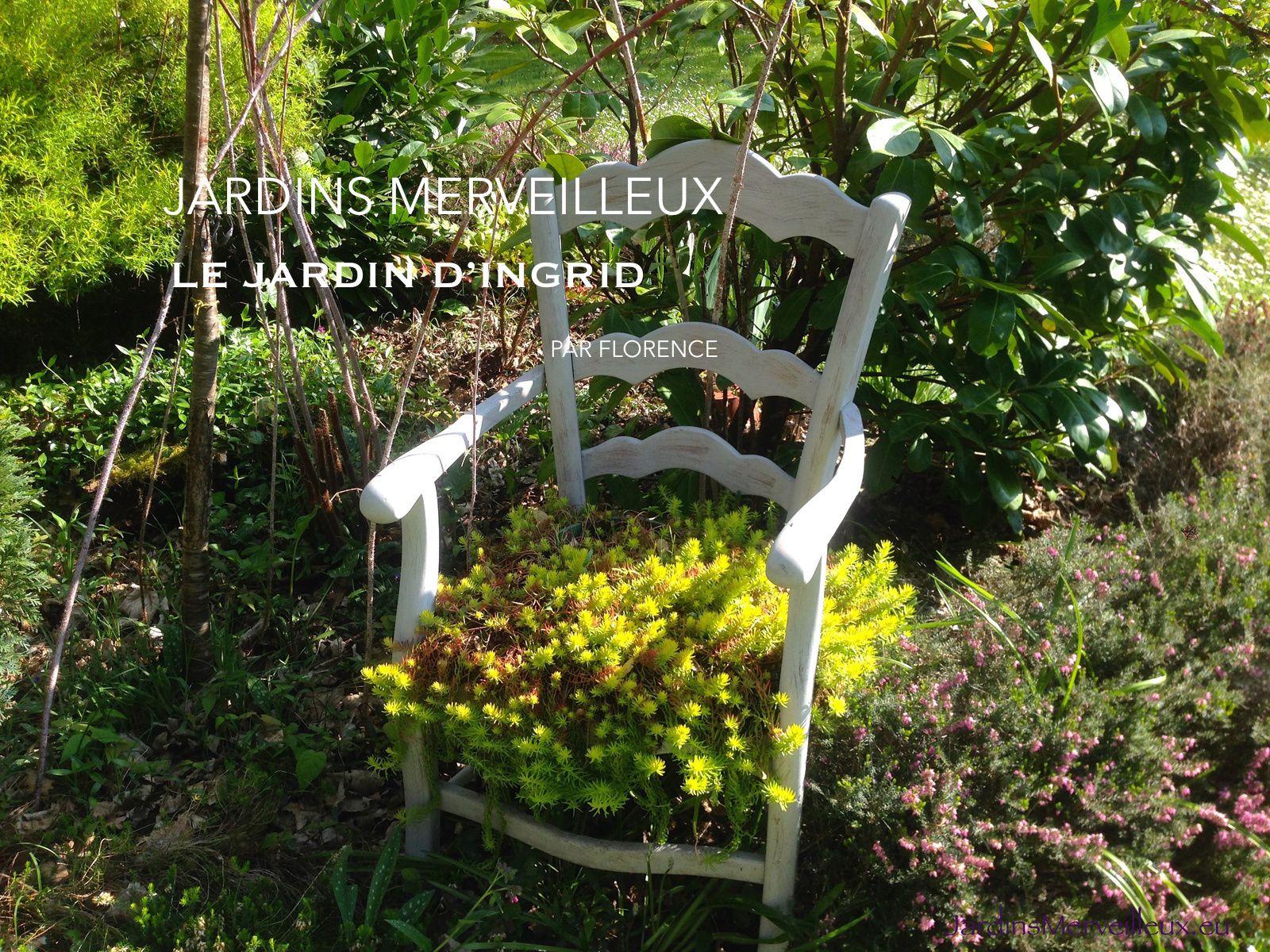 Le Jardin d'Ingrid ou le Paradis d'une passionnée - Dordogne