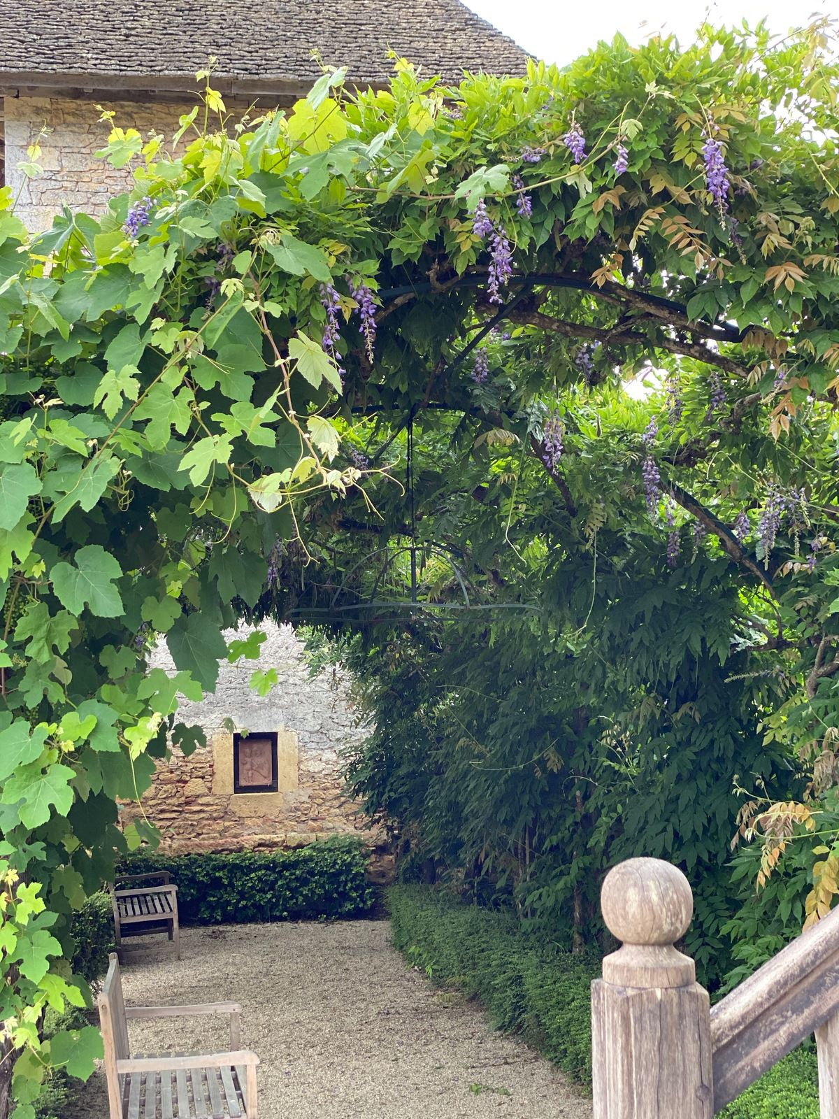 Jardins du Château de Losse - Dordogne