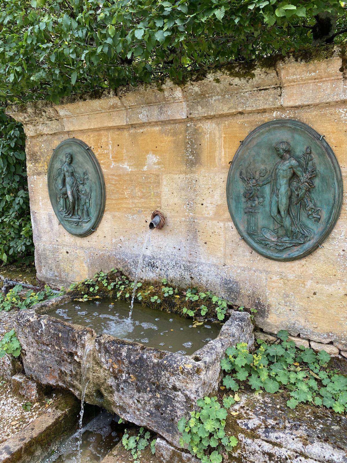 Fontaine d'Apollon et de Vénus