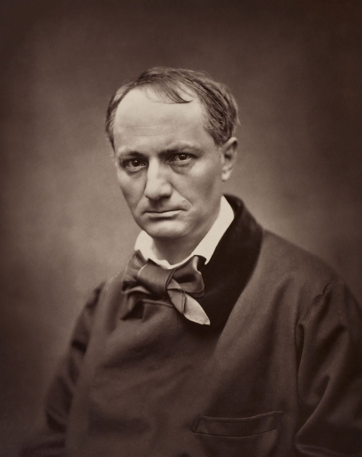 Charles Baudelaire.