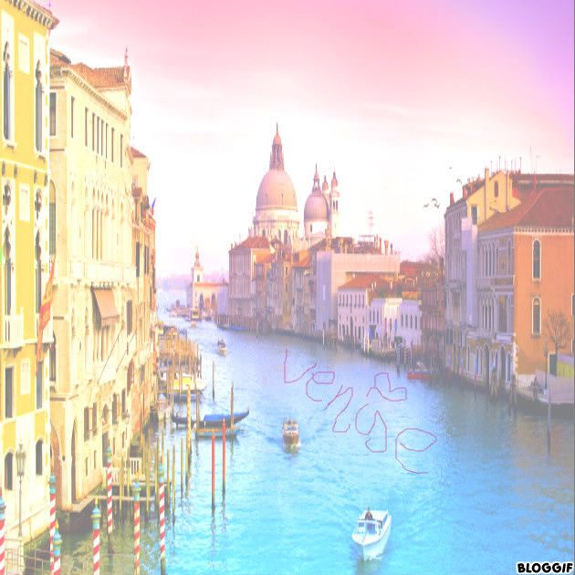 Anywhere out of the world - Venise