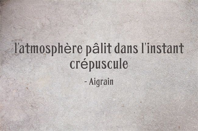 Florilège - Philippe Aigrain