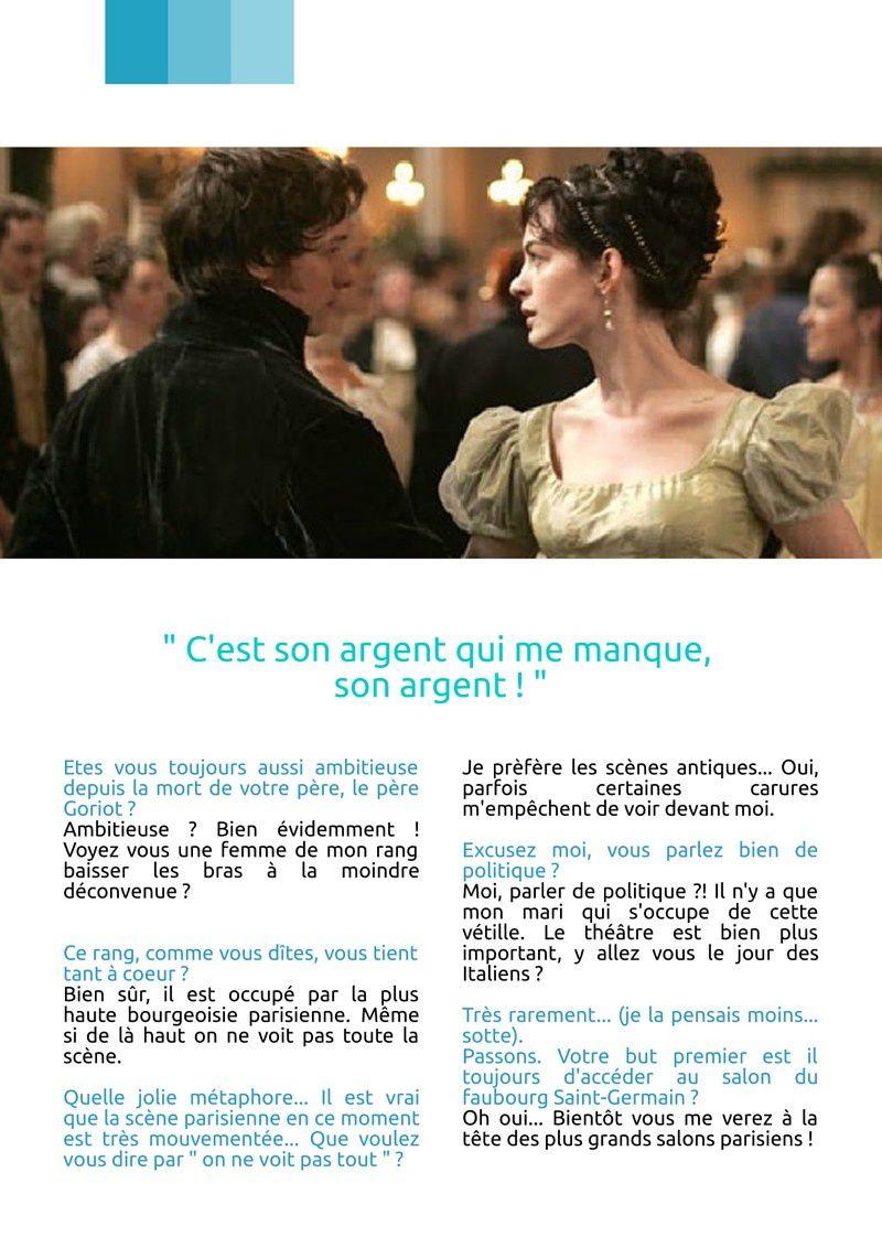 Scoop : Anastasie de Restaud se confie !