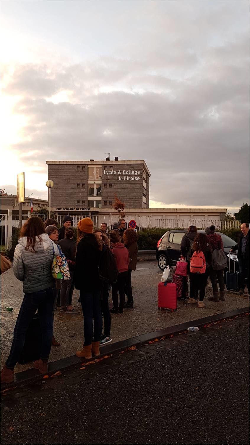 Voyage des Italiens à Brest - Jour 6 : So long, Italians