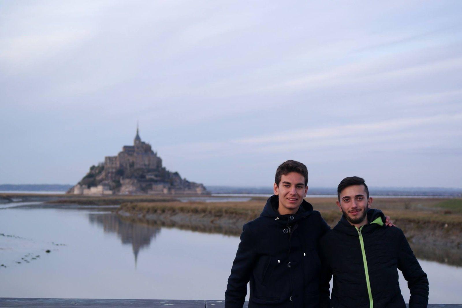 Au Mont Saint-Michel