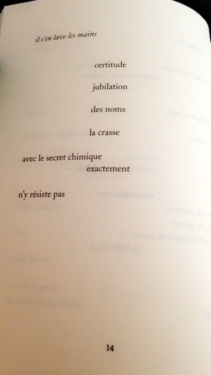 Traduction - Francis Cohen