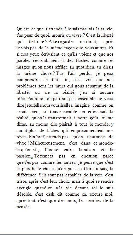 A la manière de Perrine Le Querrec