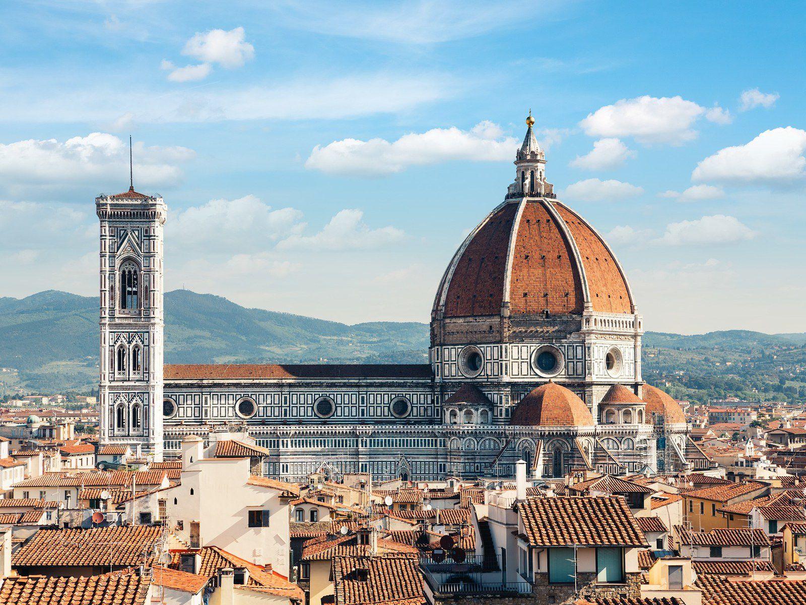 Quelque part quelqu'un à Florence