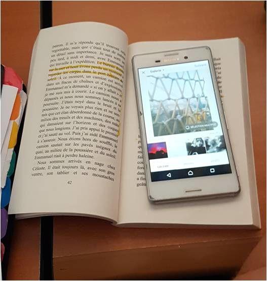 Du livre à l'écrit d'écran ...